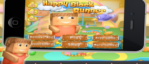 Happy Block Runner
