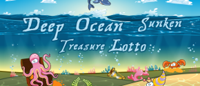 Deep Ocean Sunken Treasure